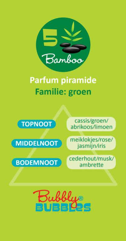 Parfum pirade Bamboo klaverHand